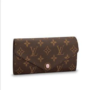 Authentic Josephine Louis Vuitton Wallet- SOLD